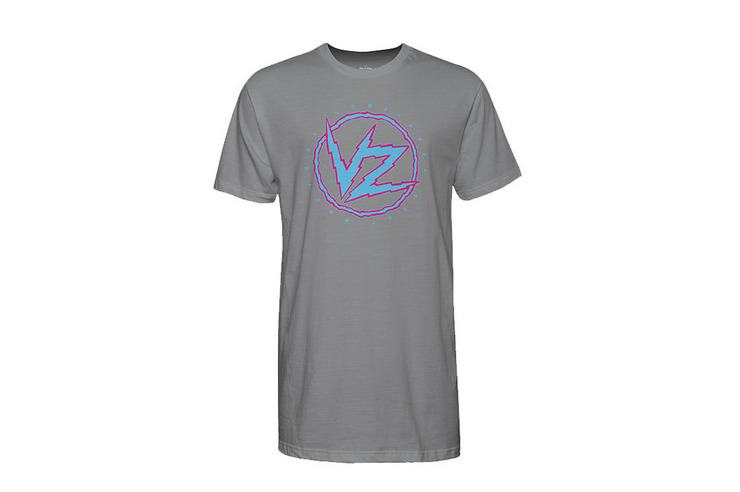 VONZIPPER TEES ELECTROSTATIC T-SHIRT