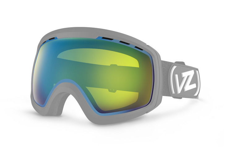 VonZipper Feenom N.L.S. replacement snwoboard & ski goggle lens in fire chrome. GMSL7FNL-FCL