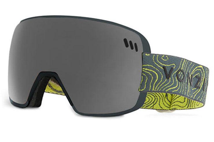 477826bb70 Snow Goggles. ALT-XM. ALT-XM Black Satin   Wildlife Chrome. ALT-XM