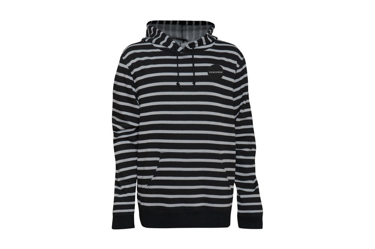 VONZIPPER FLEECE WALKER PREMIUM PULLOVER HOODIE