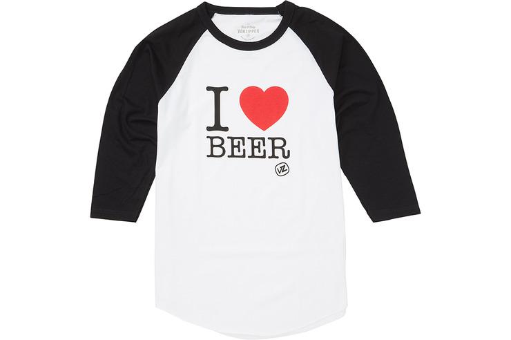 I Heart Beer Tee