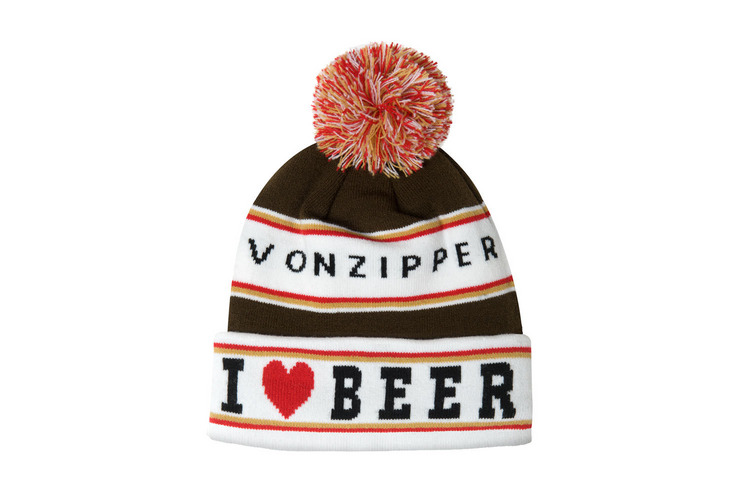 I Heart Beer Beanie
