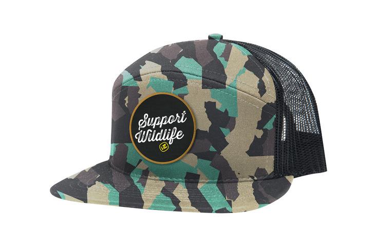 Support Wildlife Trucker Hat