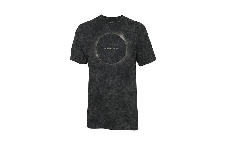 VONZIPPER TEES PAINTED MOON TEE