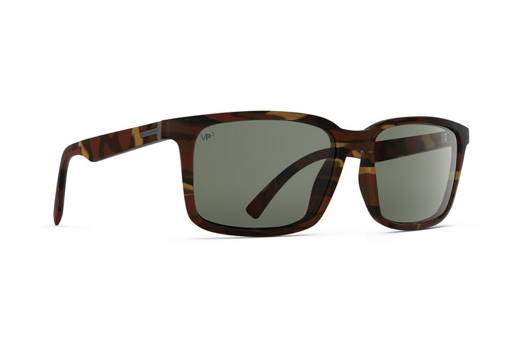 VonZipper Pinch sunglasses in black tortoise with brown gradientpolycarbonate lenses SMRFAPIN-TBK