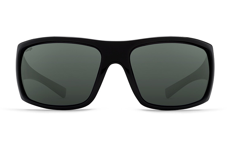 VonZipper Suplex sunglasses in black gloss with grey polycarbonate lenses SMSFTSUP-BKG