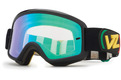 Alternate Product View 1 for Beefy MX Goggle VIBRATIONS/GRN CHRM