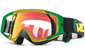 Alternate Product View 1 for Porkchop MX Goggle VIBRATIONS YELLOW