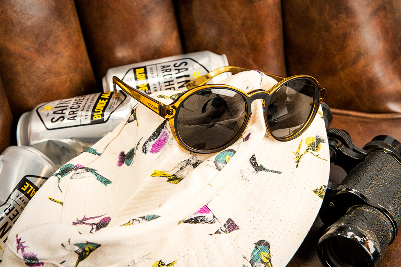 VonZipper: Saint Archer Lula